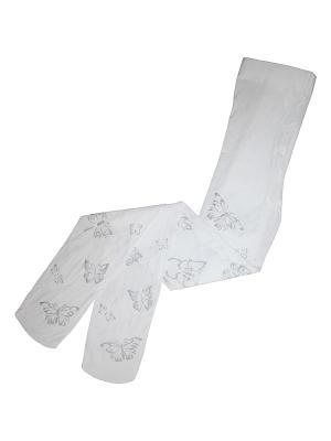 Колготки Master Socks. Цвет: белый