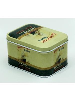 Коробка для безделушек и мелочей Круиз Magic Home. Цвет: зеленый