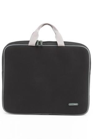 Чехол для ноутбука Sumdex. Цвет: черный