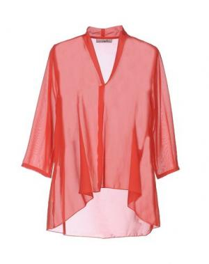 Блузка MAGILLA. Цвет: красный