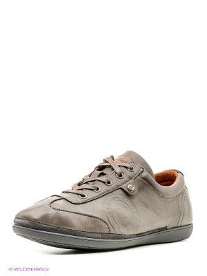 Кроссовки El Tempo. Цвет: серый