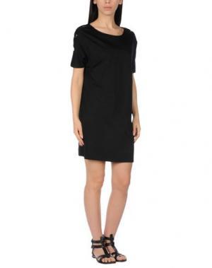 Пляжное платье CHRISTIES. Цвет: черный