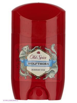 Твердый дезодорант, Wolfthorn, 50 мл OLD SPICE. Цвет: красный, темно-красный