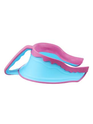 Мойка для головы Ручеёк RUGES. Цвет: синий, фиолетовый