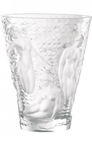Ваза Ondines Lalique. Цвет: бесцветный