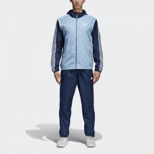Спортивный костюм Pride  Performance adidas. Цвет: белый