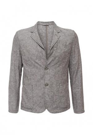 Пиджак Sela. Цвет: серый
