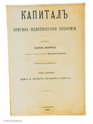 Обложка для автодокументов Капитал Mitya Veselkov. Цвет: светло-желтый, белый