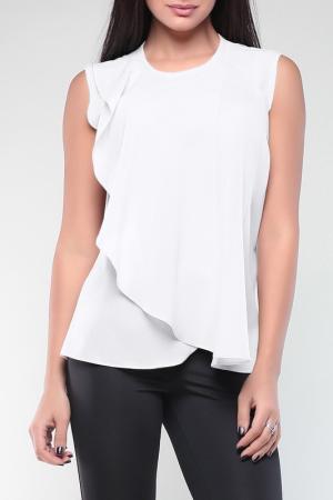 Блуза REBECCA TATTI. Цвет: белый
