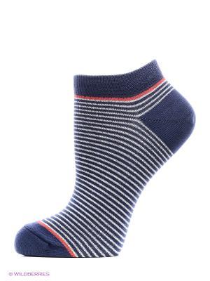 Носки, комплект 5 пар Alla Buone. Цвет: темно-синий