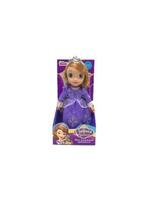 Кукла  disney принцесса. София Карапуз. Цвет: фиолетовый