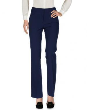 Повседневные брюки EDAS. Цвет: синий