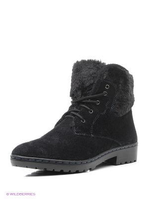 Ботинки Schtosen. Цвет: черный, темно-синий