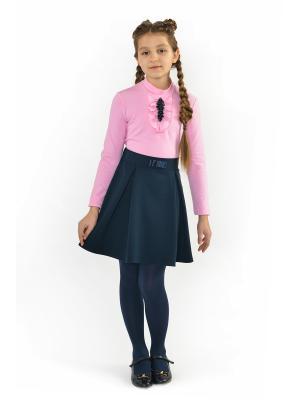 Водолазка Enfant sage. Цвет: розовый