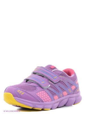 Ботинки KENKA. Цвет: фиолетовый