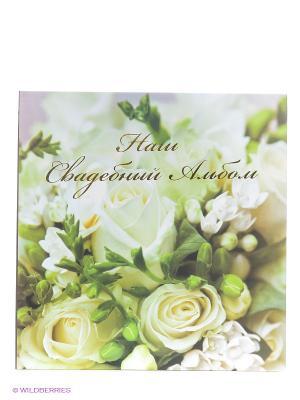 Фотокнига в коробке Wedding story VELD-CO. Цвет: молочный