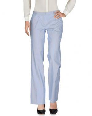 Повседневные брюки L' AUTRE CHOSE. Цвет: синий