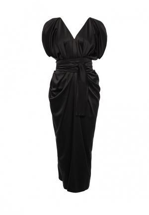 Платье Voielle. Цвет: черный
