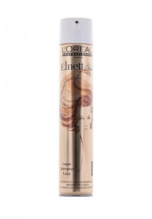 Лак для волос LOreal Professional L'Oreal. Цвет: золотой