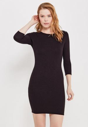 Платье Mango. Цвет: черный