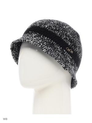 Шляпка Классика ТТ. Цвет: черный, белый