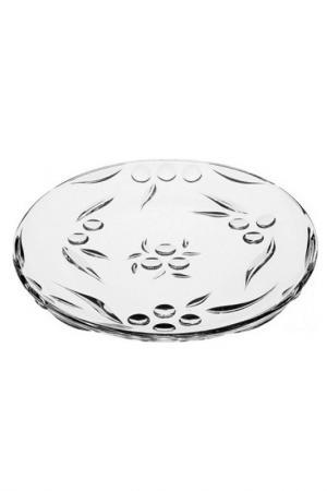 Набор тарелок, 6 шт Pasabahce. Цвет: мультицвет