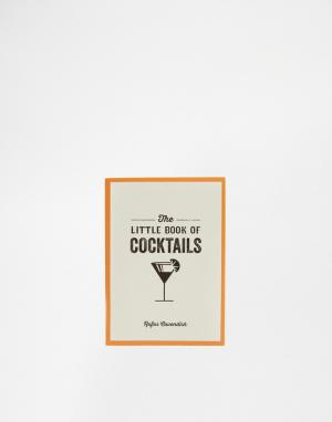 Books Книга Little Book of Cocktails. Цвет: мульти