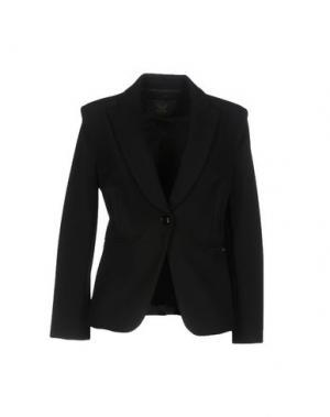 Пиджак BETTY BLUE. Цвет: черный