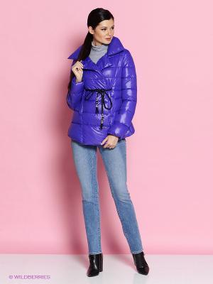 Куртка ARBOR VITAE. Цвет: фиолетовый