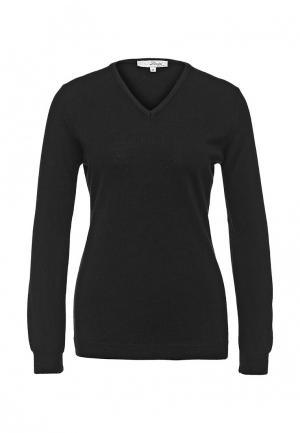 Пуловер Lovini. Цвет: черный