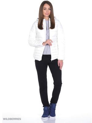 Зимняя куртка COZY DOWN JKT Adidas. Цвет: белый