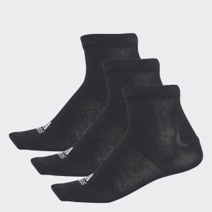 Три пары носков Performance No-Show  adidas. Цвет: черный