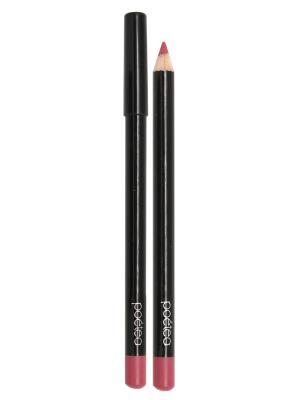 Кремовый карандаш для губ  MANGO тон 76 POETEA. Цвет: малиновый