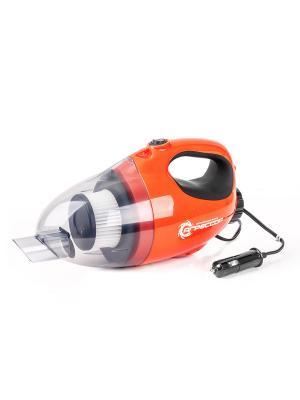 Пылесос автомобильный  AGR-110H 2in1 Агрессор. Цвет: оранжевый