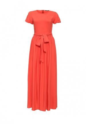 Платье MadaM T. Цвет: коралловый