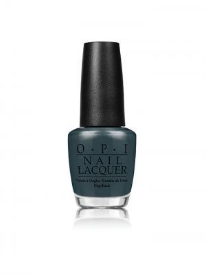 Opi Лак для ногтей CIA Color Is Awesome, 15 мл. Цвет: темно-синий