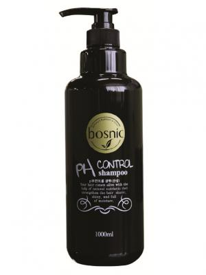 Шампунь pH CONTROL 1000 ml Bosnic. Цвет: черный