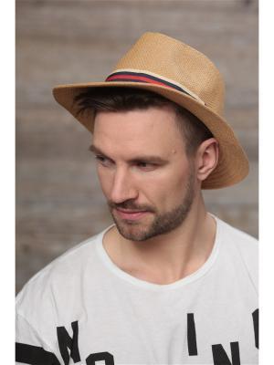 Шляпа Krife. Цвет: светло-бежевый
