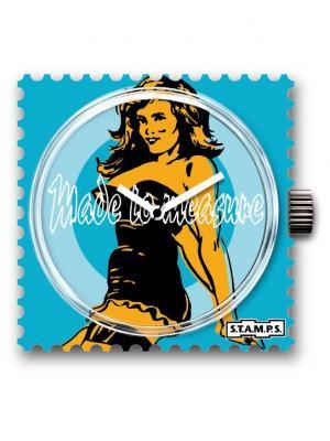 Часы Frogman - MadeT.Mea. S.T.A.M.P.S.. Цвет: черный, серо-голубой