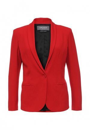 Пиджак Camomilla. Цвет: красный