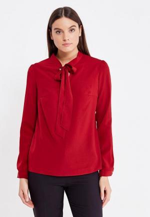 Блуза Tom Farr. Цвет: бордовый