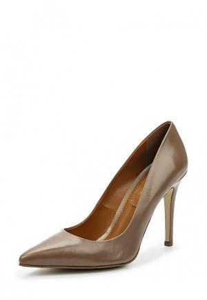 Туфли Pierre Cardin. Цвет: коричневый