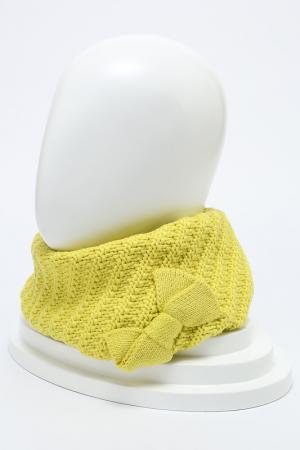 Повязка Catimini. Цвет: желтый