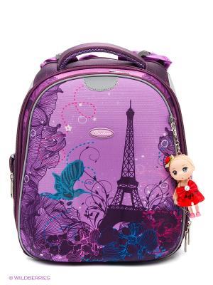 Рюкзак STERNBAUER. Цвет: фиолетовый
