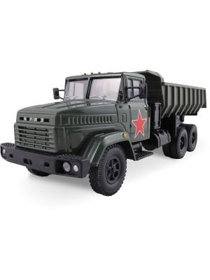 Машина KRAZ-6510 армейская AUTOTIME. Цвет: зеленый