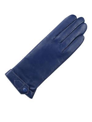 Перчатки ESMEE. Цвет: синий, лазурный
