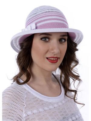 Шляпа Сиринга. Цвет: сиреневый, белый