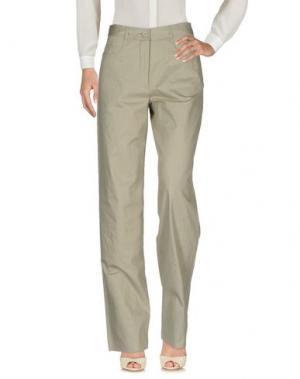 Повседневные брюки ALLEGRI. Цвет: светло-серый