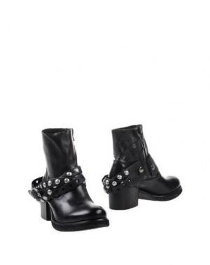 Полусапоги и высокие ботинки OVYE' BY CRISTINA LUCCHI. Цвет: черный
