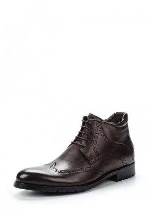 Ботинки Guido Grozzi. Цвет: коричневый